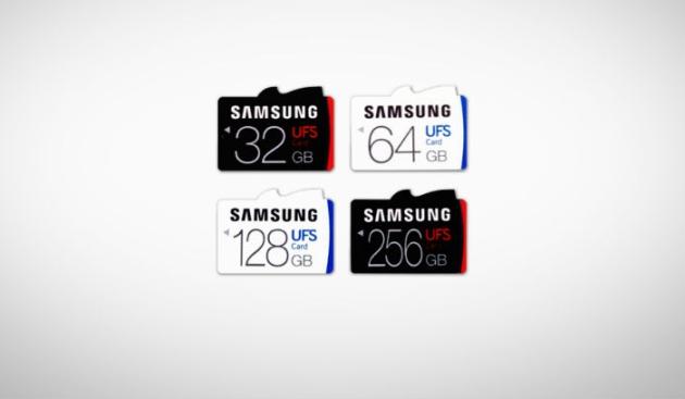 Samsung karta pamięci UFS