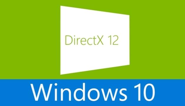 Windows 10 DirectX 12