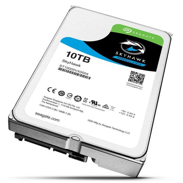 Seagate SeaHawk 10 TB dysk twardy HDD