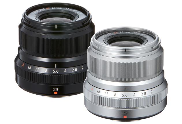 Fujinon XF23mm F2 R WR
