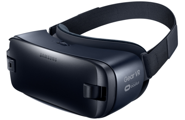Galaxy Note 7 gogle VR