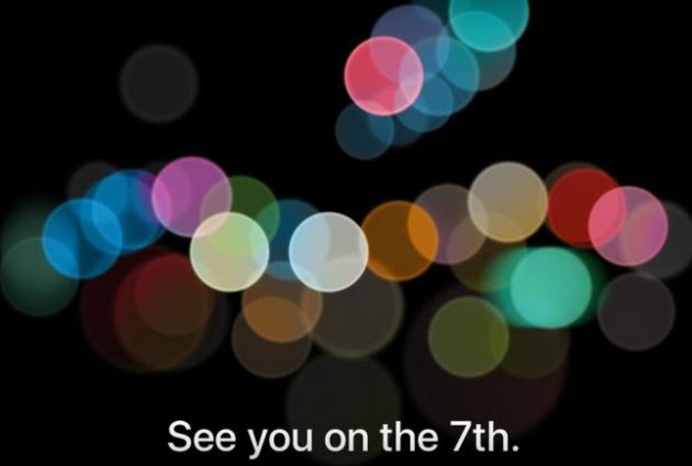 iPhone 7 7 września