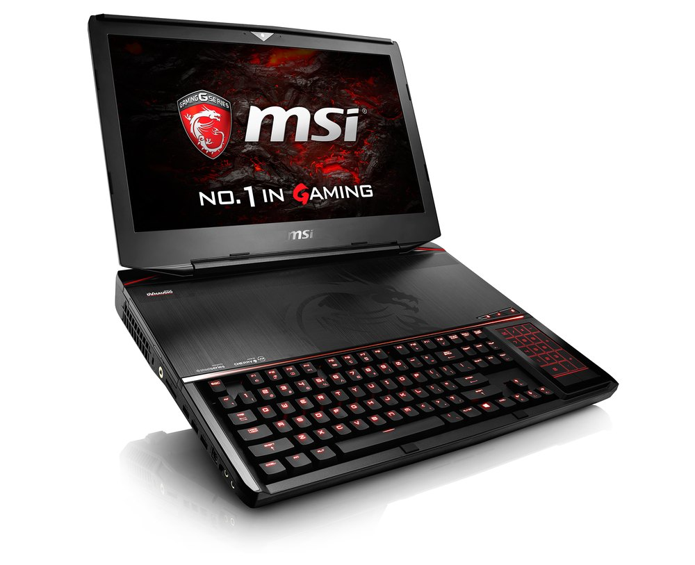 MSI GT83VR laptop