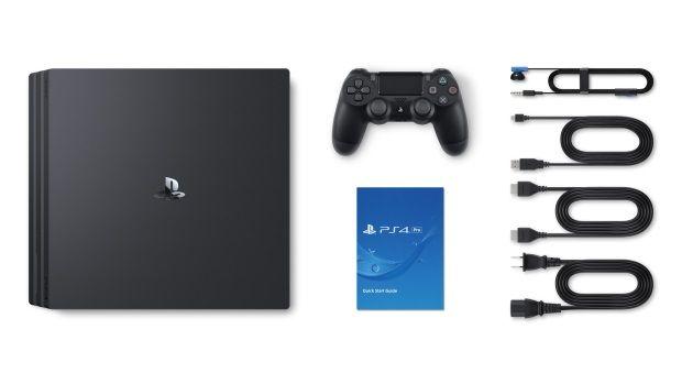 Sony Playstation 4 Pro Porownanie Specyfikacji Do Playstation 4