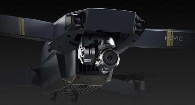 DJI Mavic Pro dron kamera