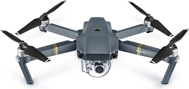 DJI Mavic Pro dron wygląd