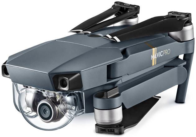 DJI Mavic Pro dron złożony