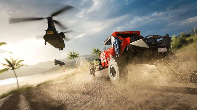 Forza Horizon 3 offroad