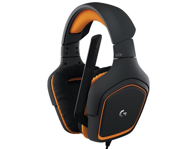 Słuchawki Logitech G231 słuchawki