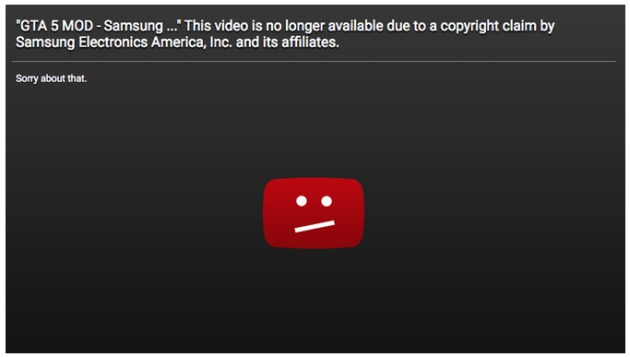 żarty z Galaxy Note 7 cenzura
