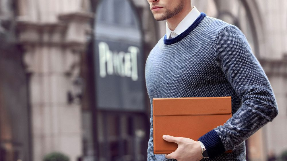 Huawei MateBook laptop