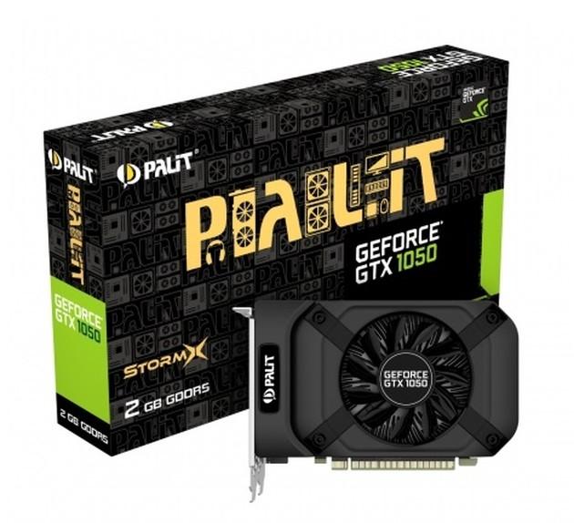 Palit GeForce GTX 1050 StormX karta graficzna