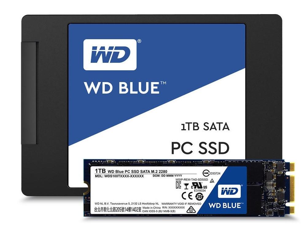 WD Blue SSD dysk SSD