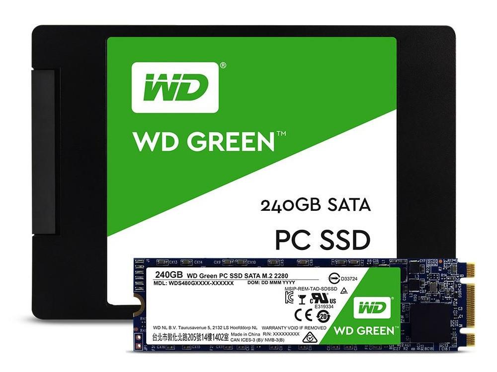 WD Green SSD dysk SSD