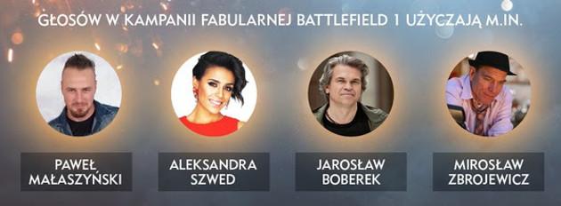 Battlefield 1 dubbing