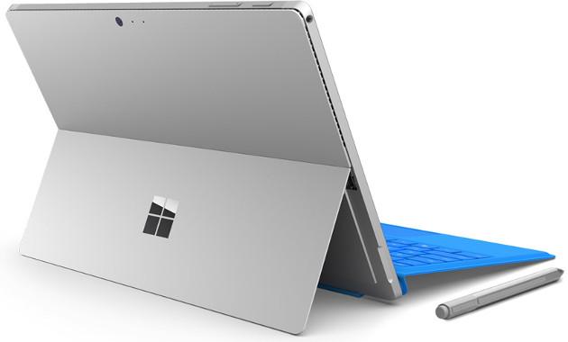 Microsoft Surface Pro 4  tył