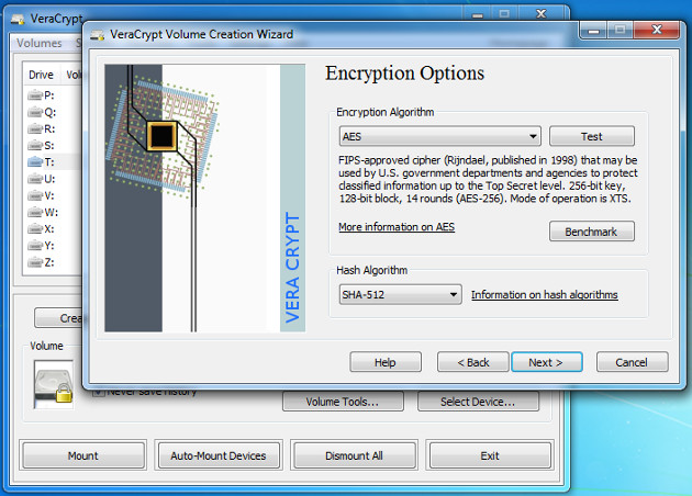 VeraCrypt - narzędzie do szyfrowania plików jest dziurawe