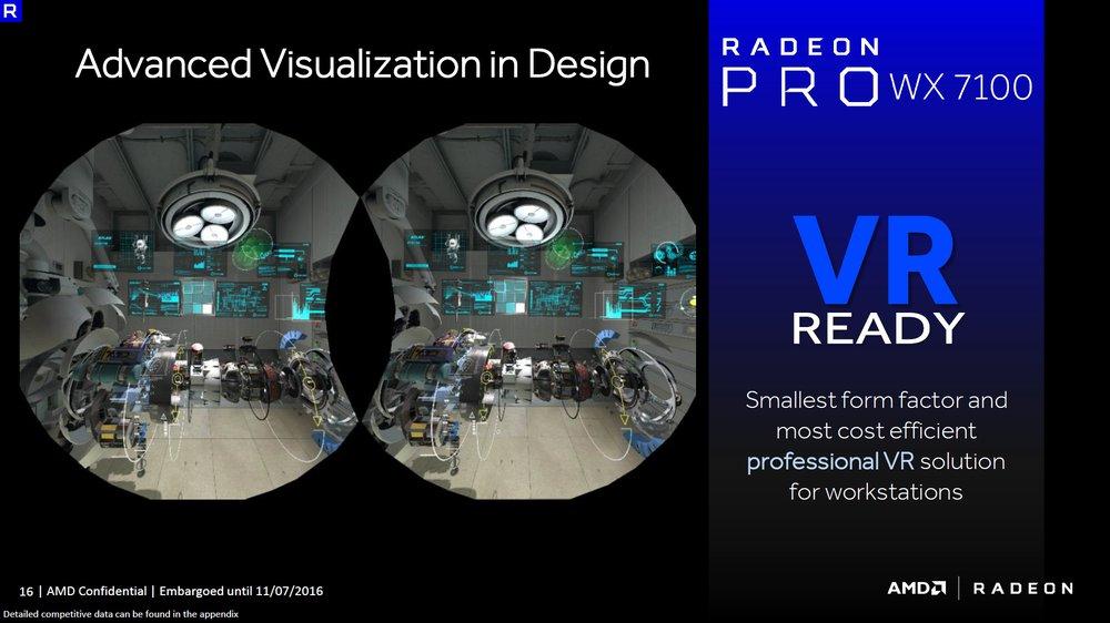 AMD Radeon Pro WX 7100 karta graficzna