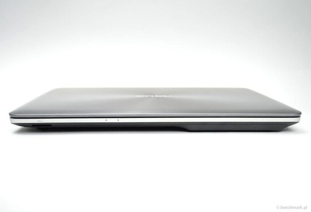 Asus N551J przód