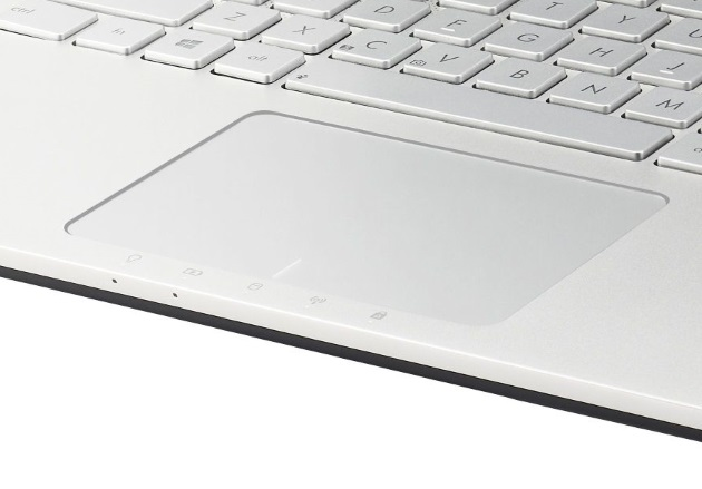Asus N551J touchpad