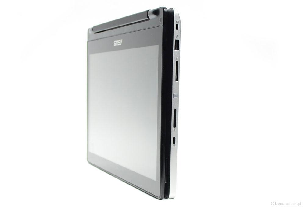 Asus Transformer Book Flip TP300L tryb tabletu