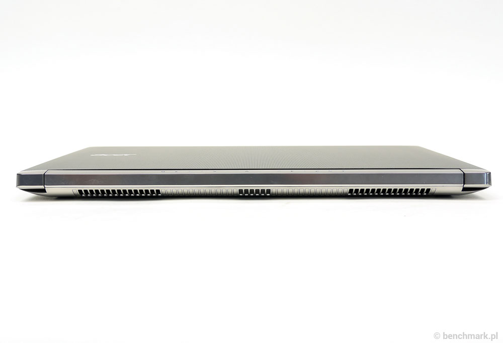 Acer Aspire V 15 Nitro Black Edition tył