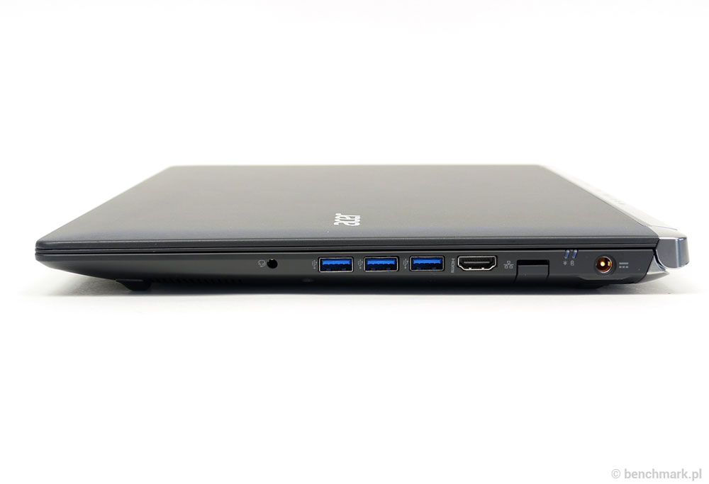 Acer Aspire V 15 Nitro Black Edition prawy bok
