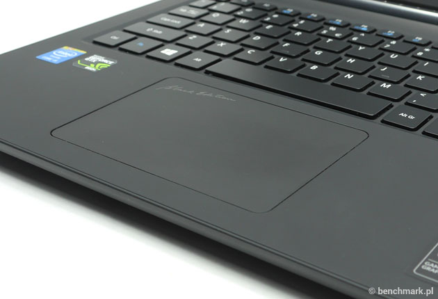 Acer Aspire V 15 Nitro Black Edition touchpad