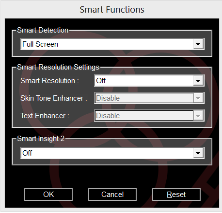 G-ignition – smart functions