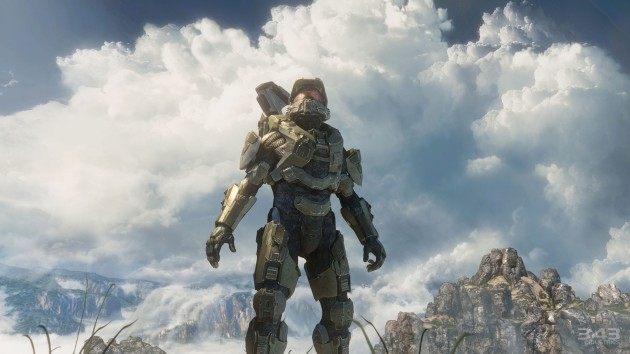 Halo: The Master Chief Collection bohater