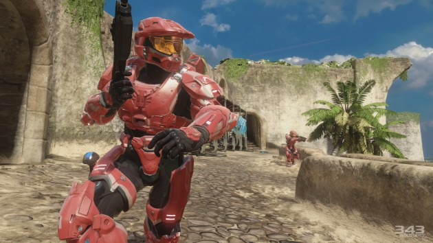 Halo: The Master Chief Collection walka