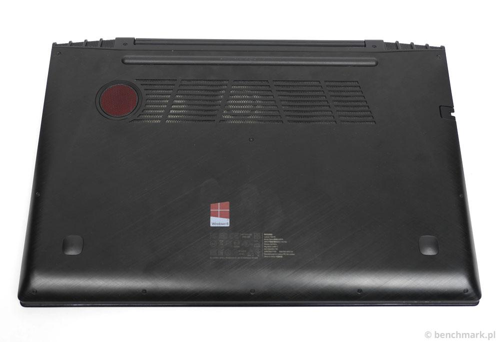 Lenovo Y50-70 spód obudowy