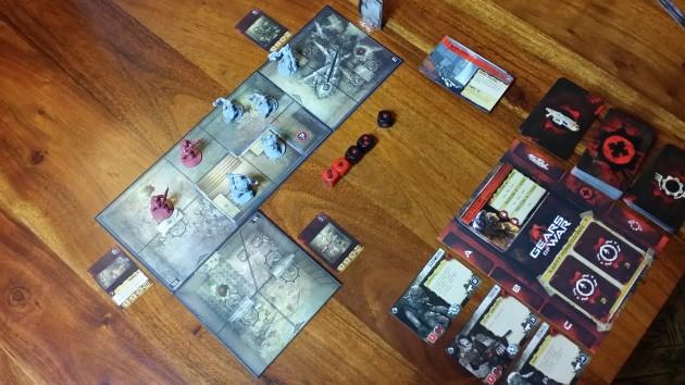 Gears of War - ustawienie gry