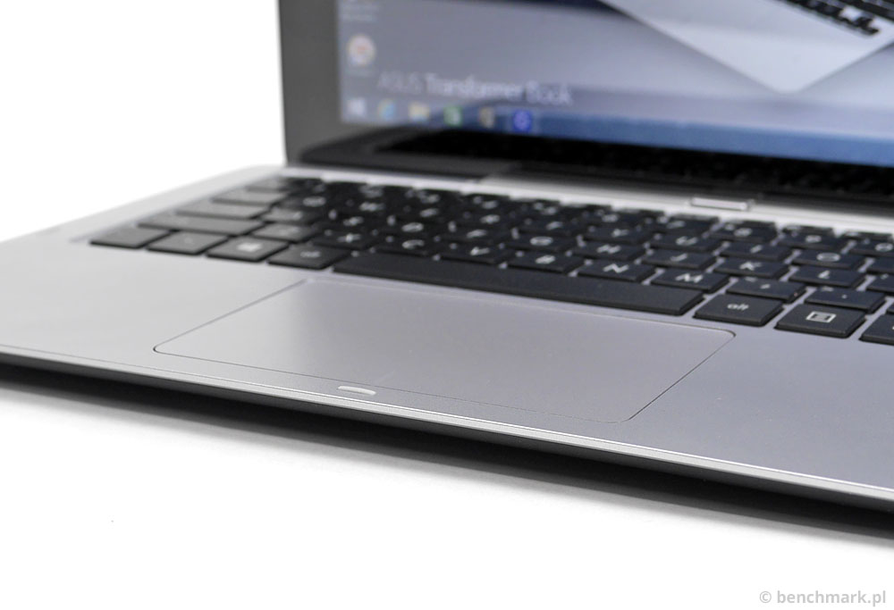Asus Transformer Book T200TA touchpad