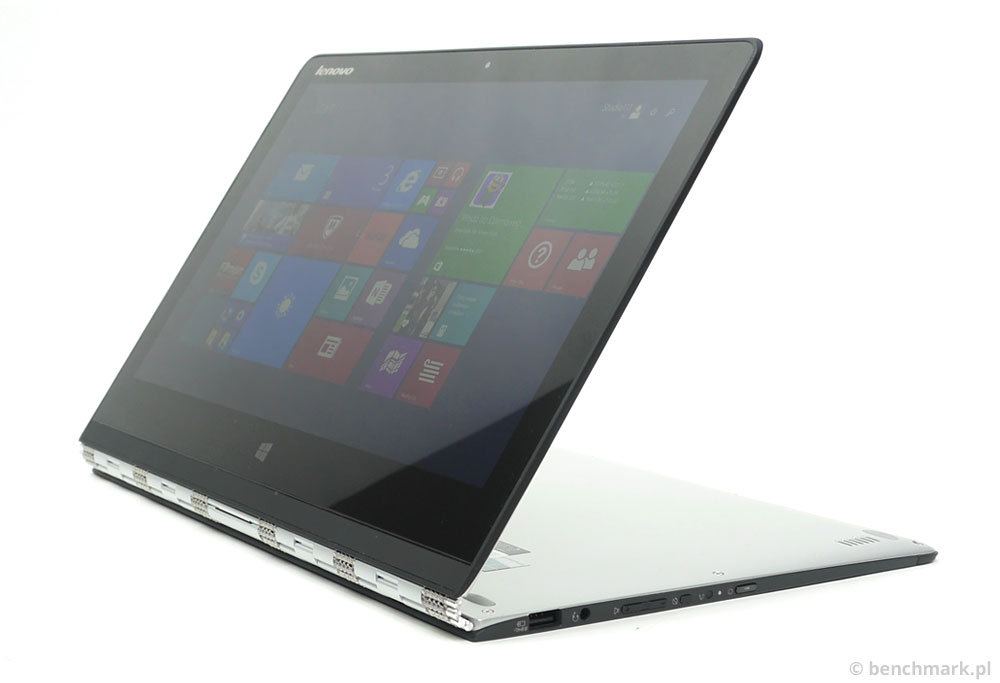 Lenovo Yoga 3 Pro tryb kinowy