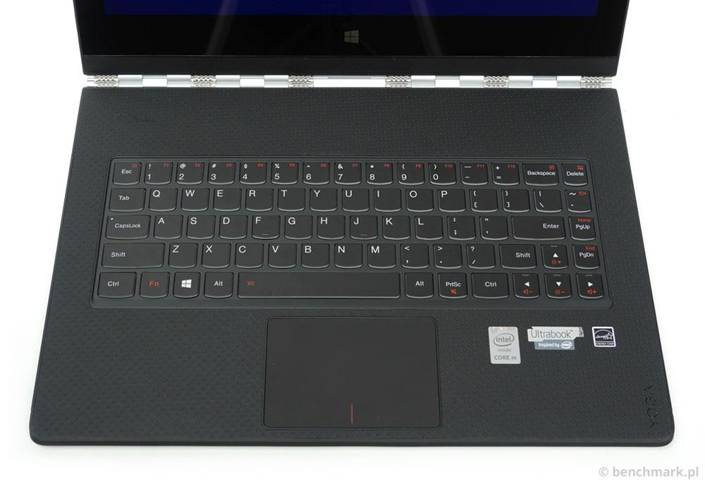 Lenovo Yoga 3 Pro panel roboczy