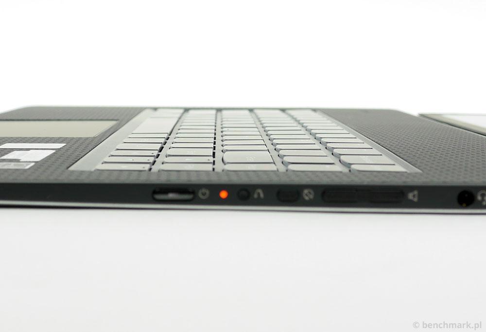 Lenovo Yoga 3 Pro klawiatura