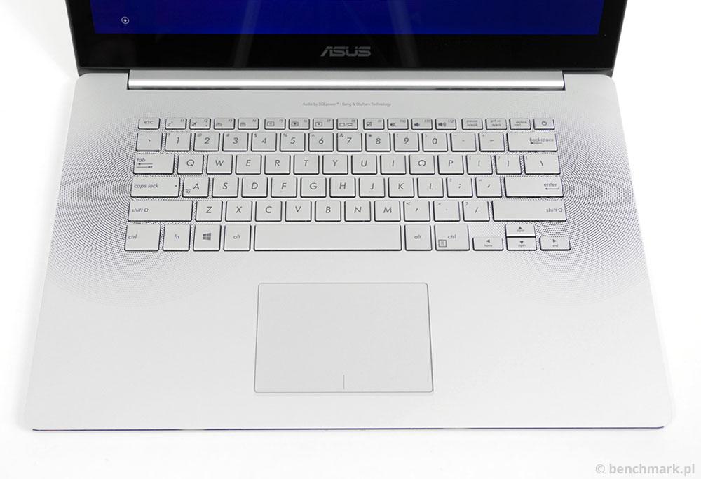 Asus NX500 JK klawiatura