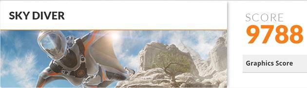 Asus NX500JK SkyDiver