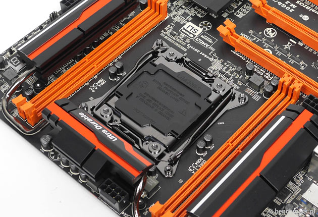 Gigabyte GA-X99-SOC Champion podstawka procesora