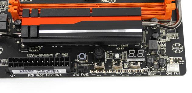 Gigabyte GA-X99-SOC Champion - sekcja OC