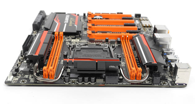 Gigabyte GA-X99-SOC Champion - audio