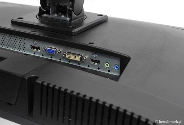 iiyama ProLite XB3070WQS złącza