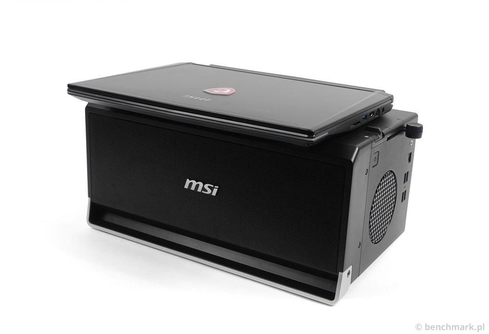 MSI GS30 Shadow Gaming dock