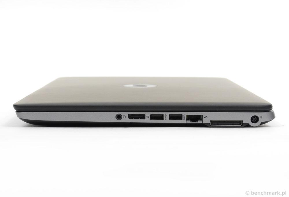 HP EliteBook 755 G2 prawy bok