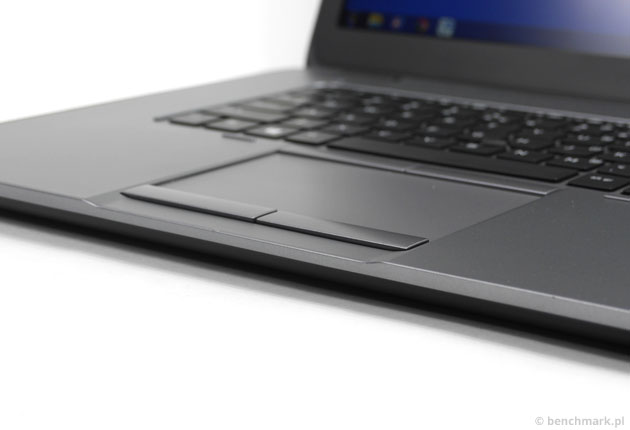 HP EliteBook 755 G2 touchpad