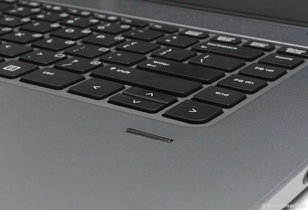 HP EliteBook 755 G2 czytnik linii papilarnych
