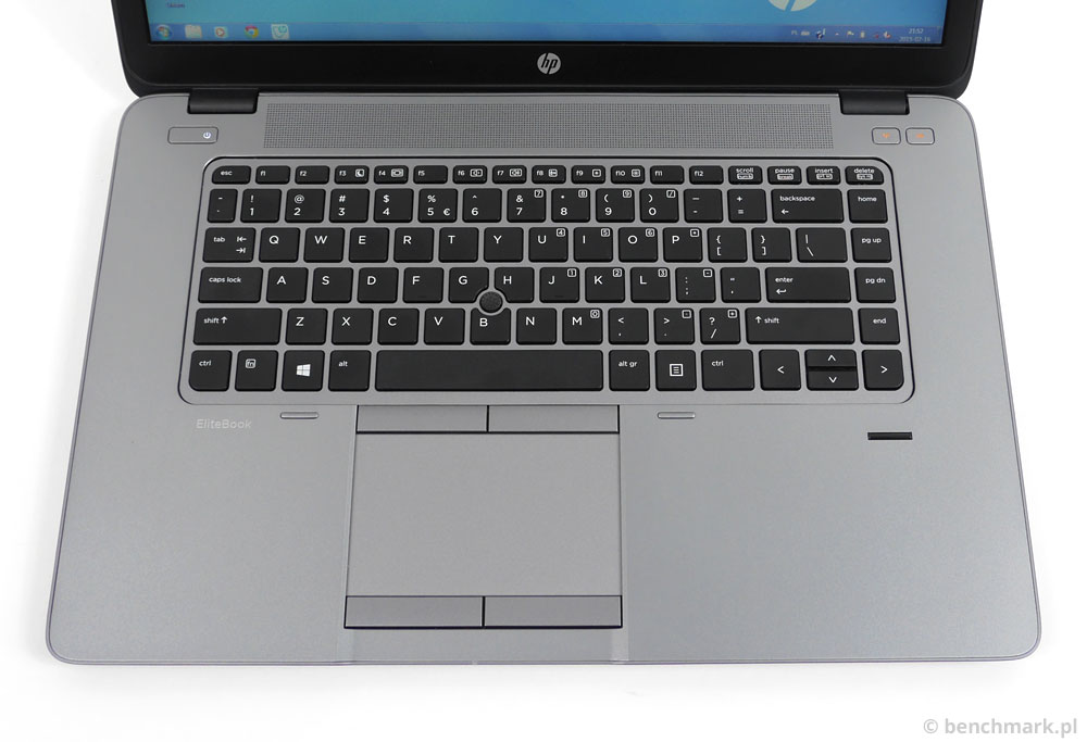 HP EliteBook 755 G2 panel roboczy