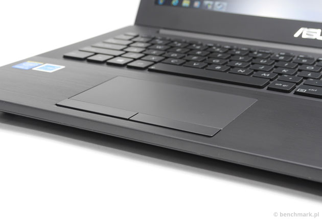 Asus Pro B551LA touchpad