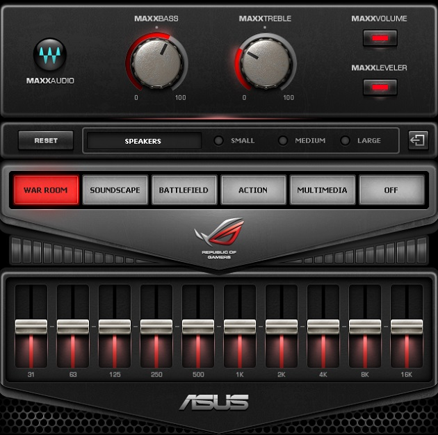 ROG Audio Wizard